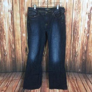 Lucky Brand 16/33 Sweet' N Low Dark Wash Jeans